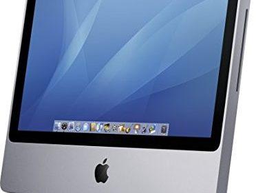 "iMac 24"" Intel Core 2 Duo 2.4 GHz / 4 GB RAM / 240 GB  Prezzo € 750,00"