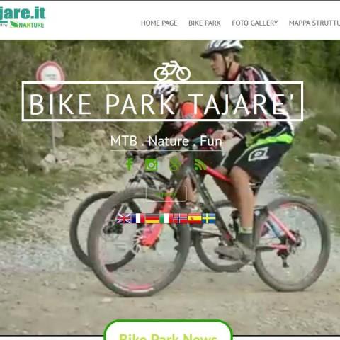Sito Bike Park Tajare Valle stura